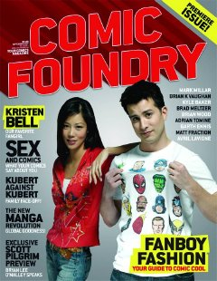 Comic Foundry #1
