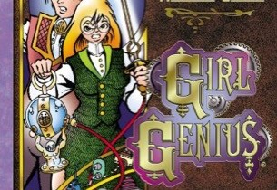 Girl Genius: Agatha Heterodyne and the Monster Engine
