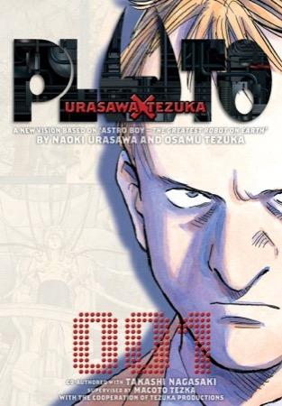 Pluto: Urasawa x Tezuka volume 1