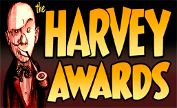 Harvey Awards logo
