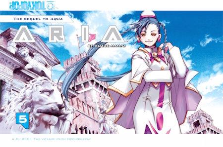 Aria volume 5