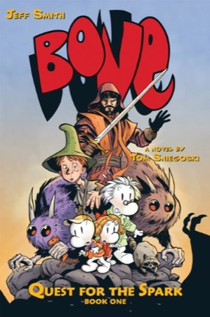 Bone: Quest for the Spark