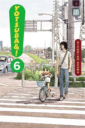Yotsuba&! volume 6