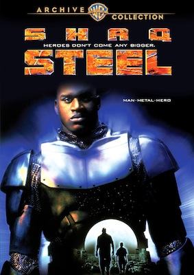 Steel on DVD