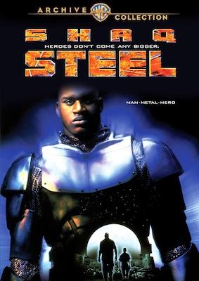 Steel on DVD