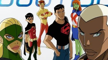 Young Justice promo art