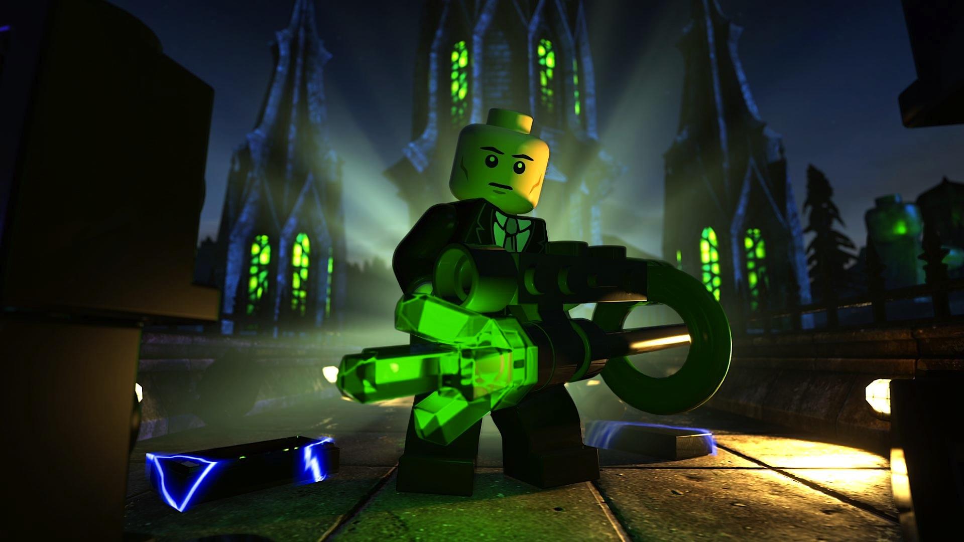 Lego Batman The Movie Dc Super Heroes Unite Comics