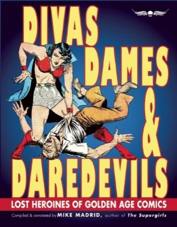 Divas, Dames & Daredevils cover