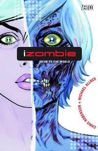 iZombie #1 cover