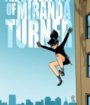 The Double Life of Miranda Turner #1 cover