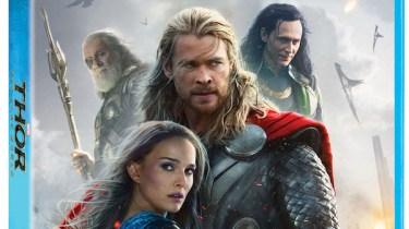 Thor: The Dark World single-disc Blu-ray