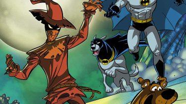 Scooby-Doo Team-Up #2