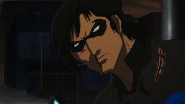 Son of Batman: Nightwing