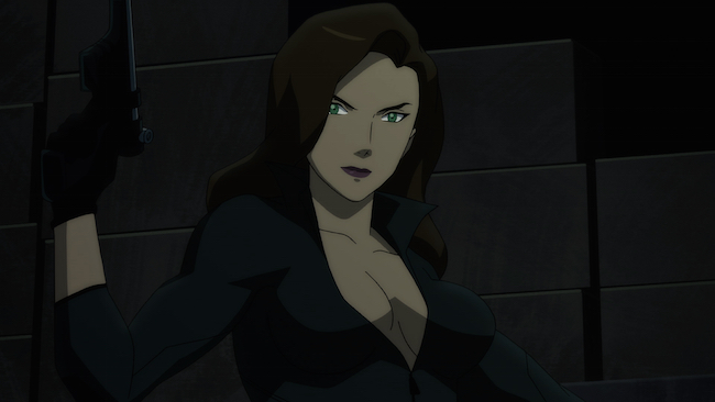 Son of Batman: Talia al Ghul
