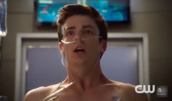 DC Releases Promo Pieces for Flash TV Show