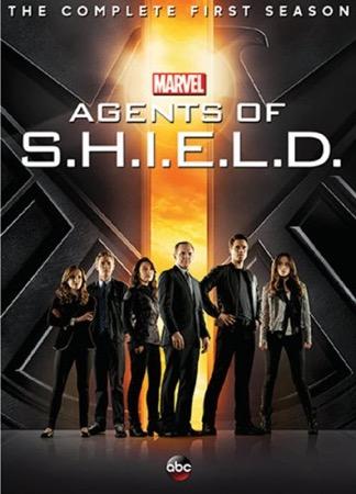 Agents of S.H.I.E.L.D. Season One Due on DVD in September