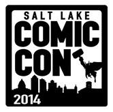 Salt Lake Comic Con logo