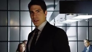 Brandon Routh on Arrow