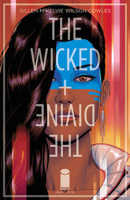 The Wicked + The Divine #5 cover