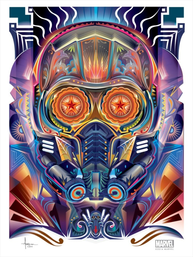 StarLord by Orlando Arocena