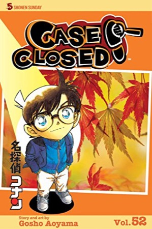 Case Closed volume 52