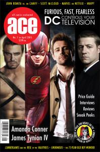 ACE magazine cover