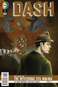 Dash #2 cover