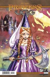 Princess Ugg #5 cover