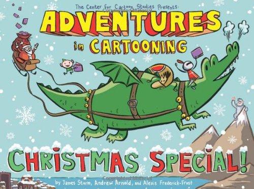 Adventures in Cartooning Christmas Special