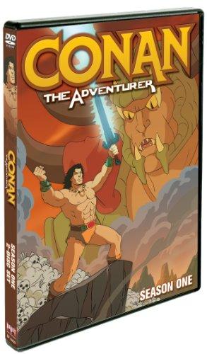 Conan the Adventurer cover