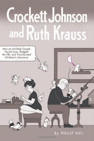 Crockett Johnson and Ruth Krauss book cover
