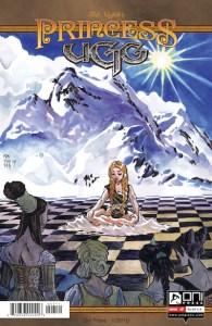 Princess Ugg #7 cover