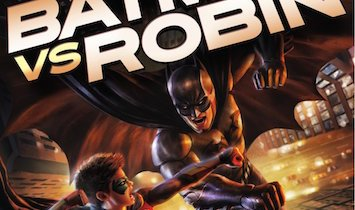 Batman vs. Robin cover