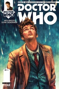 Doctor Who: The Tenth Doctor #2 cover