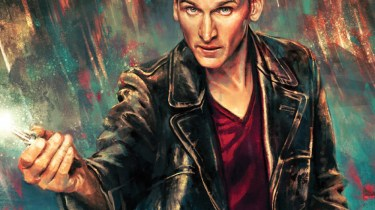 Doctor Who: The Ninth Doctor cover by Alice X. Zhang
