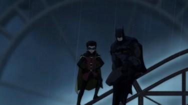Son of Batman promo image - Batman and Damian