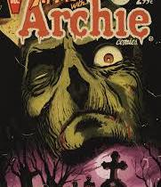 Afterlife With Archie #1 cover