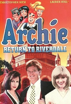 Archie Return to Riverdale movie