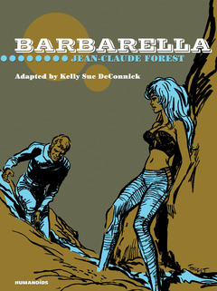 Barbarella cover