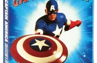 Captain America (1992) cover