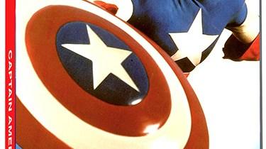 Captain America DVD cover