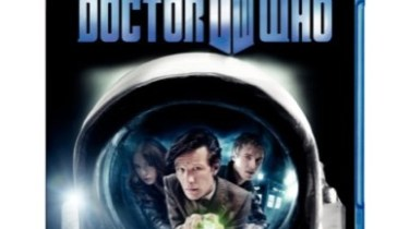 Doctor Who Series 6 Part 1 cover