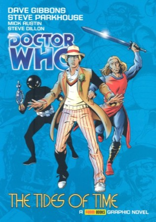 Doctor Who: The Tides of Time cover