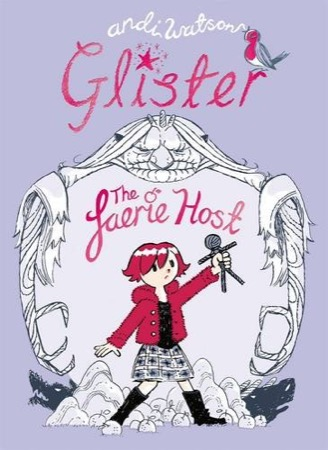 Glister: The Faerie Host cover