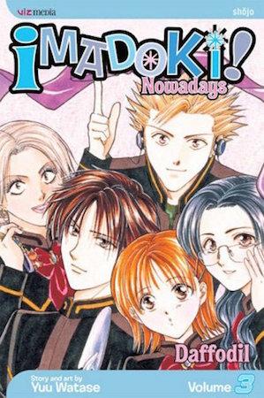Imadoki! Volume 3 cover