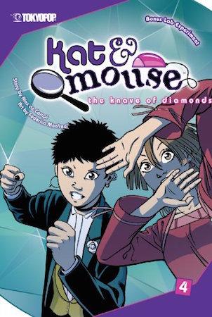 Kat & Mouse 4: The Knave of Diamonds