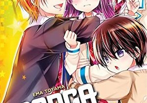 Manga Dogs Volume 3 cover