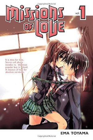 Missions of Love Volume 1 cover