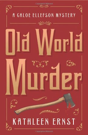 Old World Murder cover