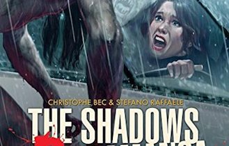 The Shadows of Salamanca cover